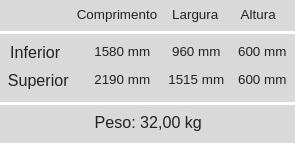 Masseira 1000