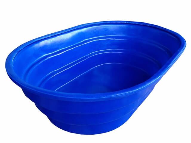 caixa para massa 1000 kg azul