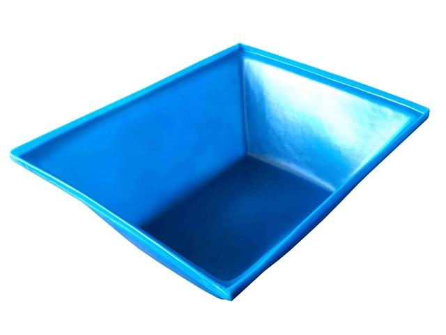 caixa para massa 50 litros azul