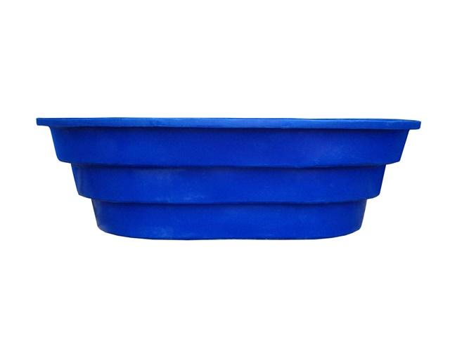 caixa para massa azul 1000 kg