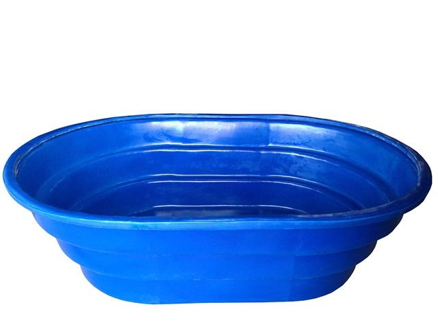 caixa para massa azul 1000