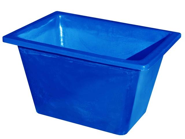 caixa para massa azul sem ferragem 200 litros