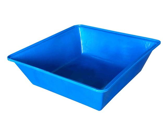 caixa plastica azul 250 litros
