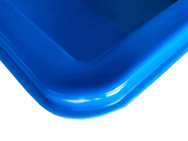 masseira plastica azul 500 litros