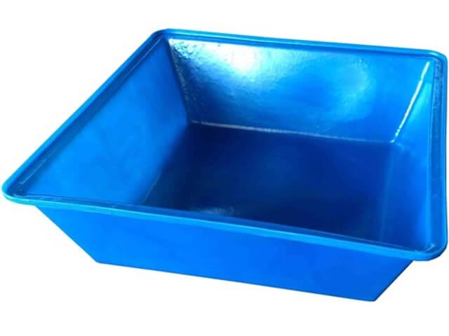 masseira plastica azul 250 litros